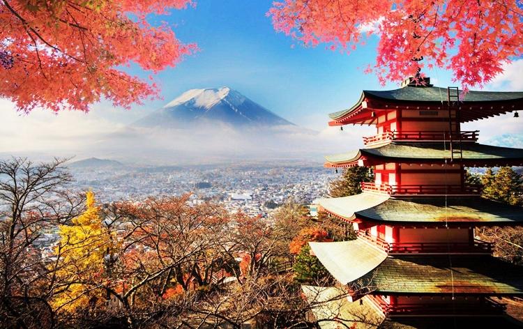 10 Rekomendasi Tempat Wisata Di Jepang Saat Musim Gugur Tiba Plesirdunia Com